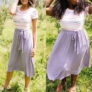 Denise Midi Dress